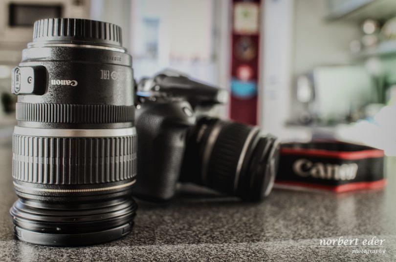 Ein kleines Canon-Setup