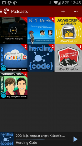 Pocket Casts Screenshot 2