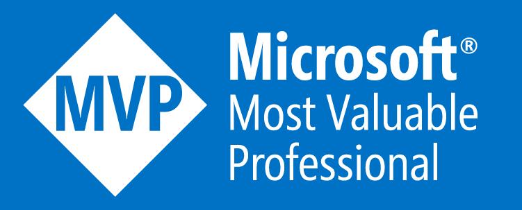 Microsoft Most Valuable Professional - Client App Dev