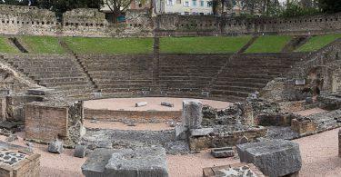 Teatro Romano - Triest