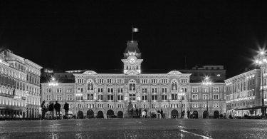 Triest - Rathaus - Piazza dell'Unità d'Italia