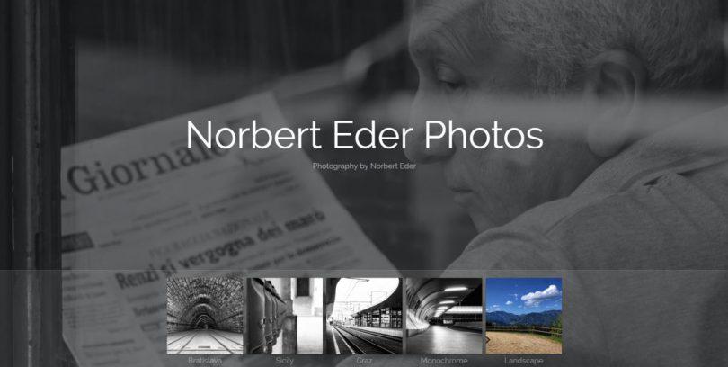 Norbert Eder Portfolio