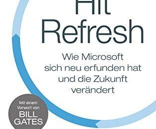 Hit Refresh | Satya Nadella
