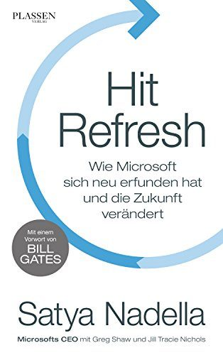 Hit Refresh | Satya Nadella