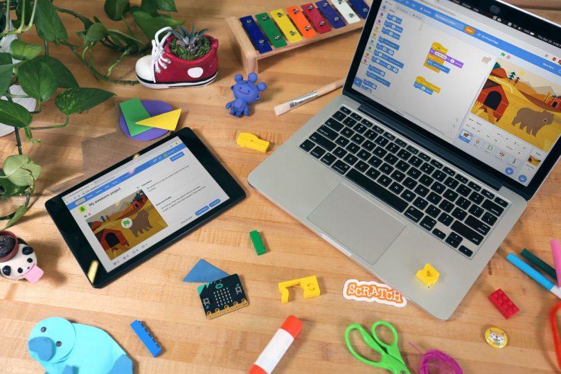 Scratch - Programmierumgebung für Kinder