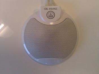Flächenmikrofon AKG CBL 410 PCC